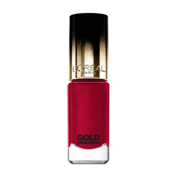 L'oreal color riche gold laca de uñas 41 ruby