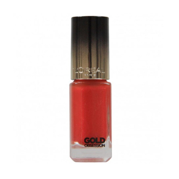 L'oreal color riche gold laca de uñas 40 rouge