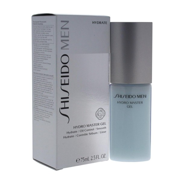 Shiseido men gel hydro master 75ml
