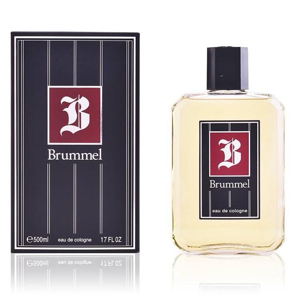 Brummel hombre eau de cologne 500ml vaporizador
