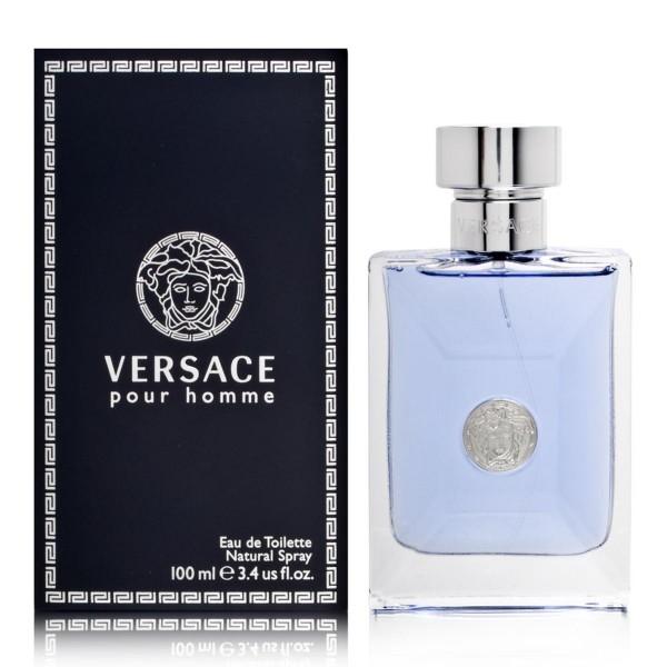 Versace pour homme eau de toilette 100ml vaporizador