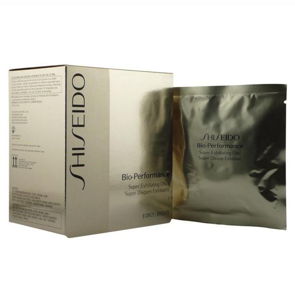 Shiseido bio performance super exfoliante disc 8u.