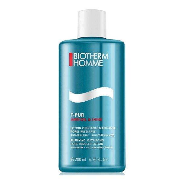 Biotherm homme t-pur lotion anti-shine 200ml