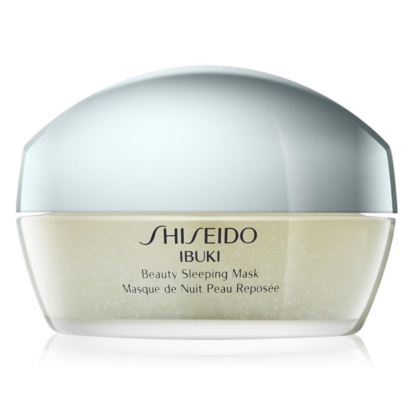Shiseido ibuki beauty sleeping mascarilla sin caja 80ml