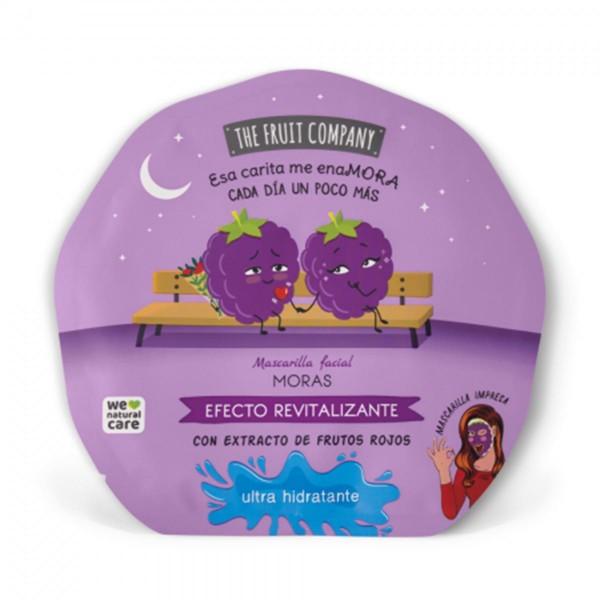 Fruit company ultra-hidratante mascarillas mora 25ml