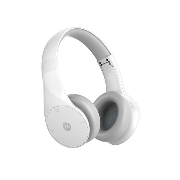 Motorola pulse escape blanco auriculares de diadema inalámbricos