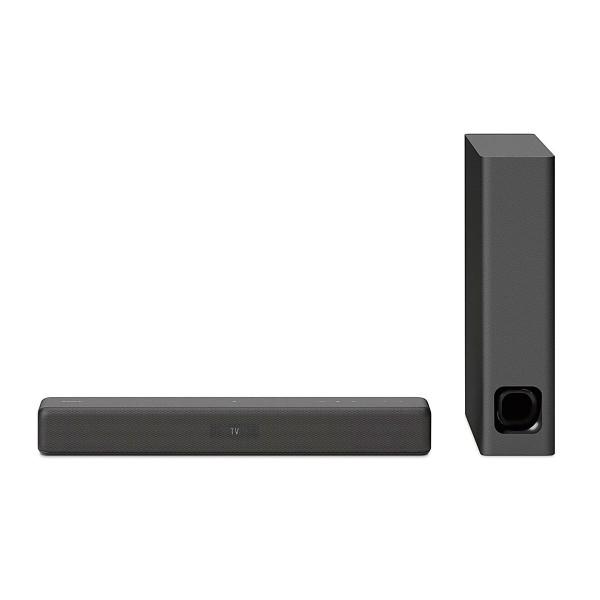 Sony ht-mt500 barra de sonido compacta de 2.1 canales con wifi y bluetooth