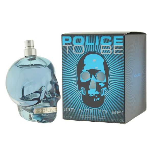 Police to be or not to be eau de toilette for man 125ml vaporizador