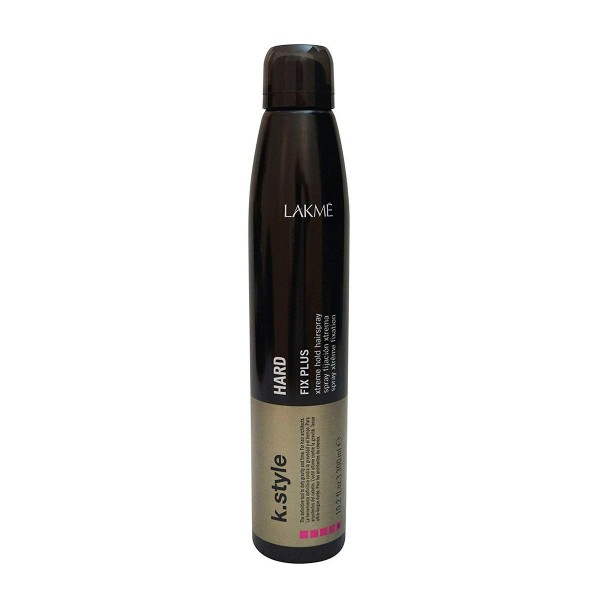 Lakme k.style fix plus spray extra fuerte 300ml vaporizador
