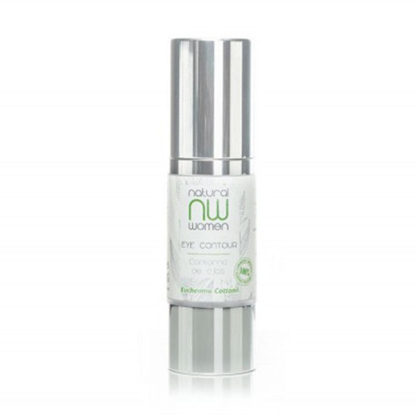 Natural men/woman mujer eye contour cream 30ml