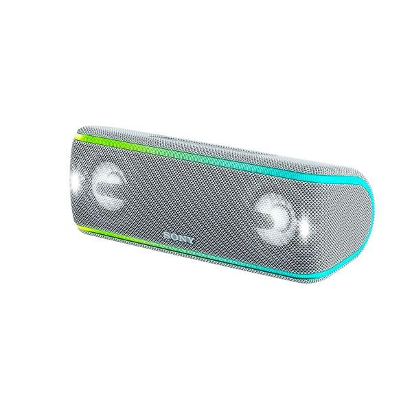 Sony srs-xb41 blanco altavoz inalámbrico nfc bluetooth sonido extra bass live resistencia ip67