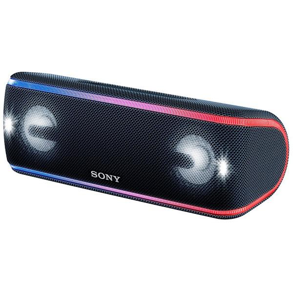 Sony srs-xb41 negro altavoz inalámbrico nfc bluetooth sonido extra bass live resistencia ip67