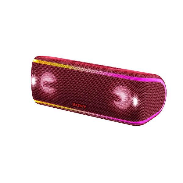 Sony srs-xb41 rojo altavoz inalámbrico nfc bluetooth sonido extra bass live resistencia ip67