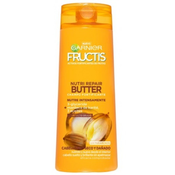 FRUCTIS Champu Nutri Repair Butter 360 ml