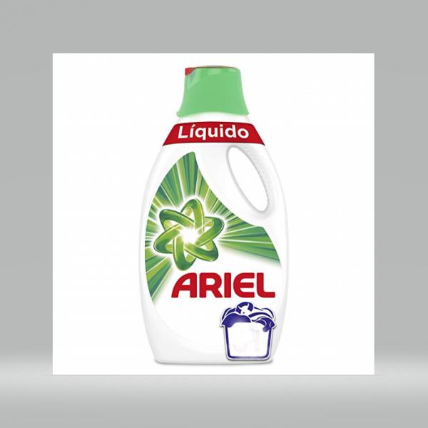 ARIEL Detergente  Original Compact  41 + 4