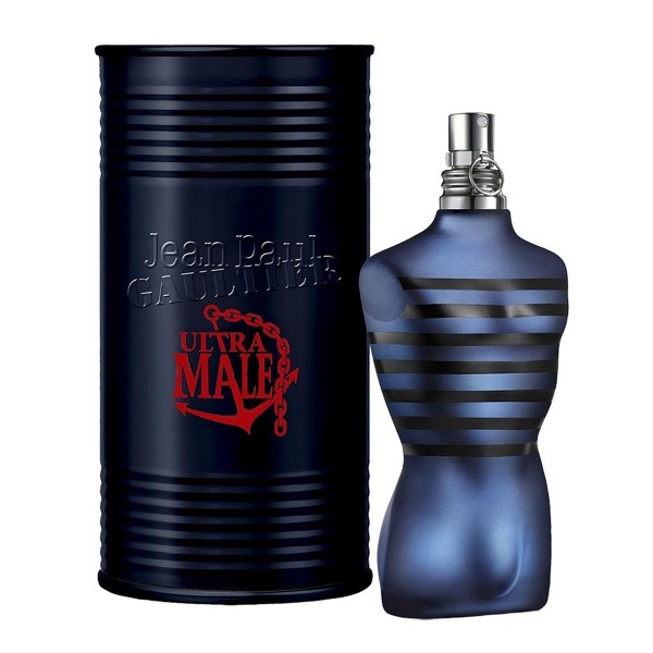 Jean paul gaultier ultra male eau de toilette 200ml vaporizador