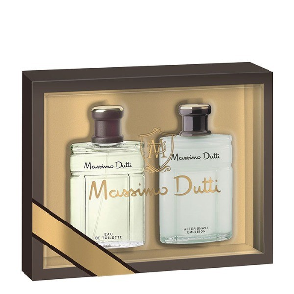 MASSIMO DUTTI SET   For  Him  EDT 100 ml + After Shave 100 ml