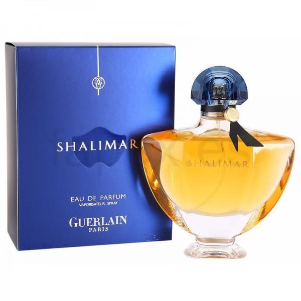 Guerlain shalimar eau de parfum 90ml vaporizador
