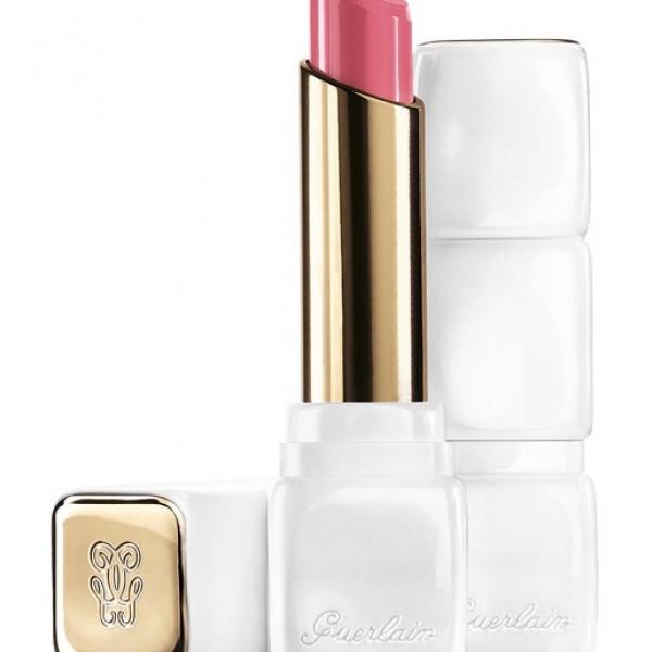 Guerlain kiss kiss roselip barra de labios 329 crazy bouquet