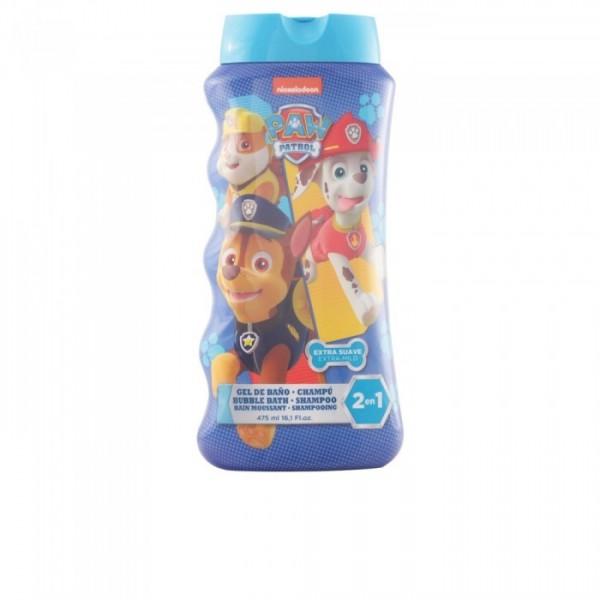 Patrulla canina niños gel&shampoo 300ml vaporizador