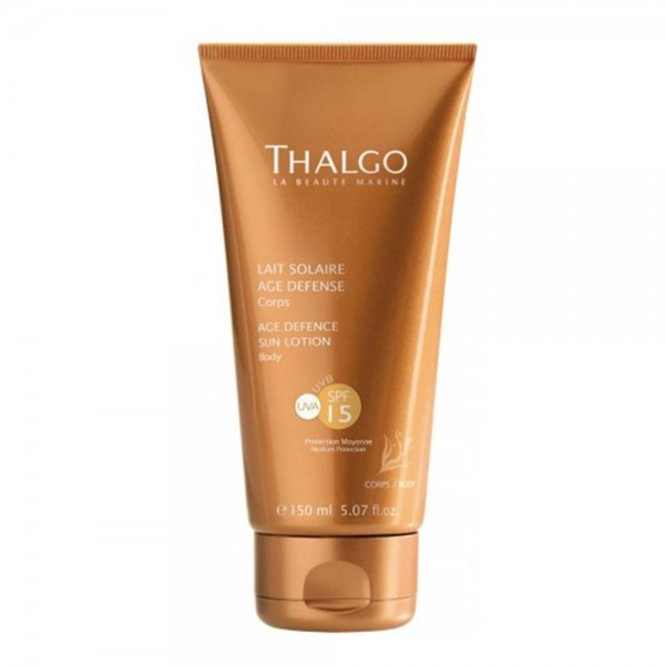 Thalgo age defense sun lotion 150ml + after sun 30ml