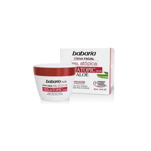Babaria piel atopica aloe gel de ducha 600ml + gel de ducha piel atopica aloe
