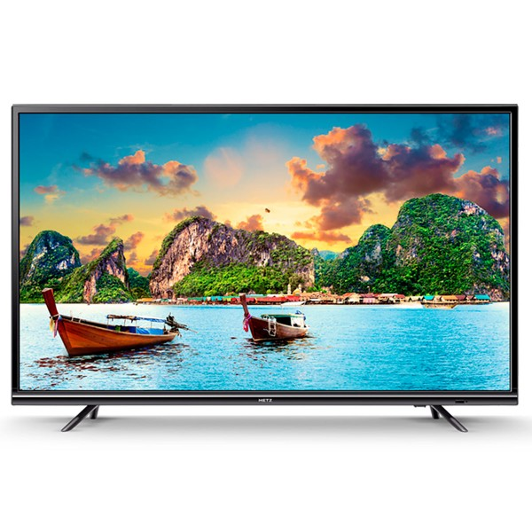 Metz 43u2x41c televisor 43'' lcd led uhd 4k hdr 200hz smart tv netflix wifi lan hdmi y usb reproductor multimedia