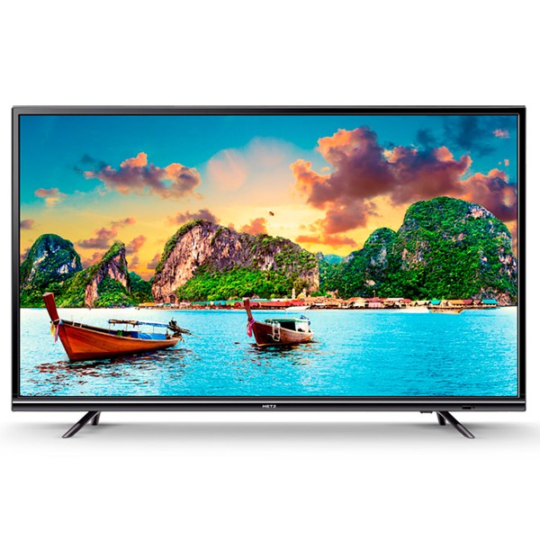 Metz 50u2x41c televisor 50'' lcd led uhd 4k hdr 200hz smart tv netflix wifi lan hdmi y usb reproductor multimedia