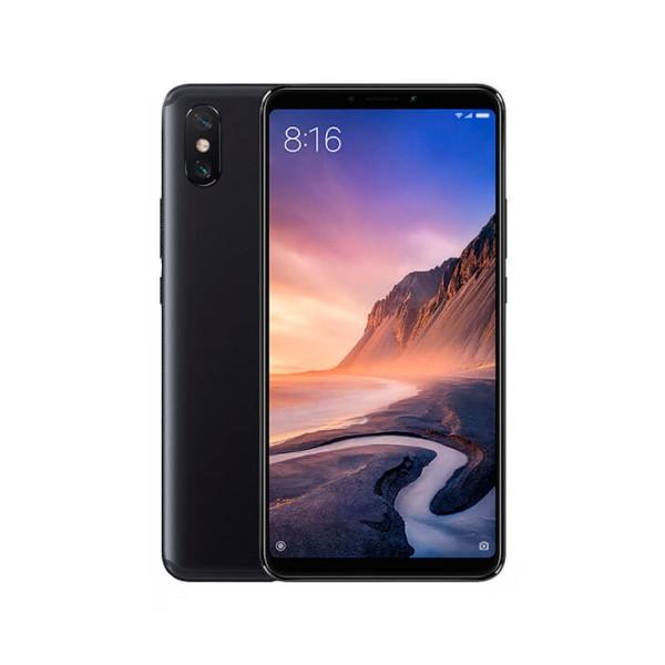 Xiaomi mi max3 negro móvil 4g dual sim 6.9'' ips fhd+/8core/64gb/4gb ram/12mp+5mp/8mp