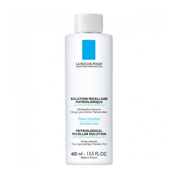 La roche posay physiological agua micelar 400ml