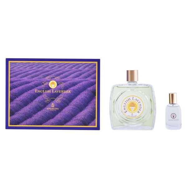 English lavender eau de toilette 150ml vaporizador + eau de toilette 30ml