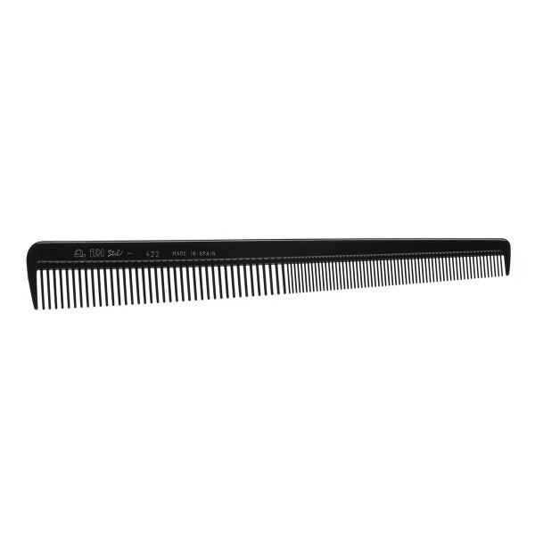 Eurostil especial peluquero peine negro negro 1un
