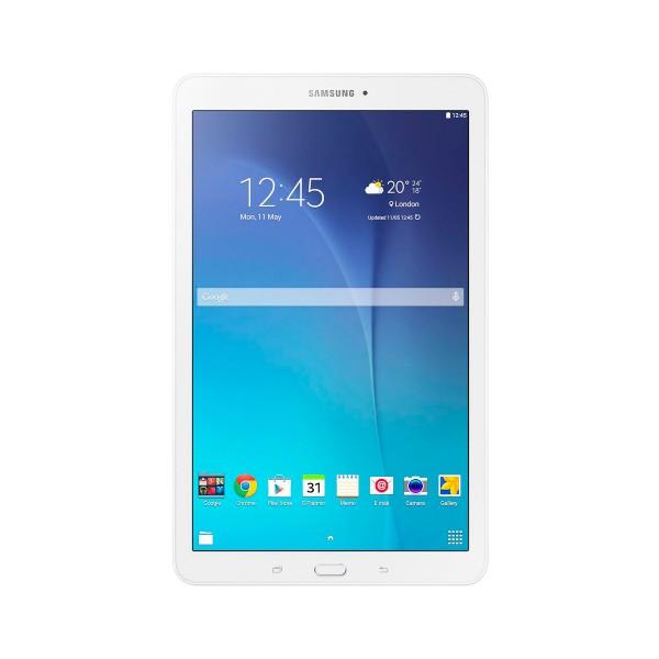 Samsung sm-t560 galaxy tab e wifi tablet 9.6''/8gb/1.5gb ram/5mp blanca