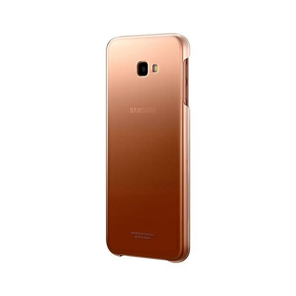 Samsung carcasa galaxy j4+ gradation cover dorado