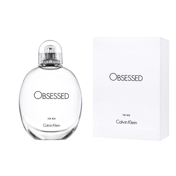 Calvin klein obsessed eau de toilette for men 125ml vaporizador