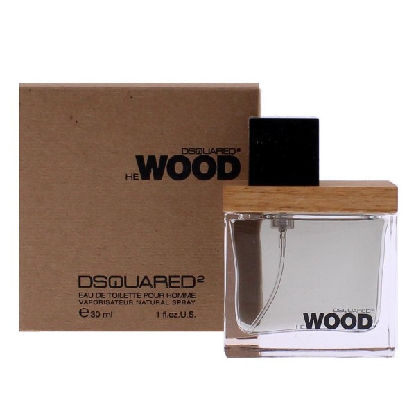 Dsquared he wood eau de toilette 30ml vaporizador