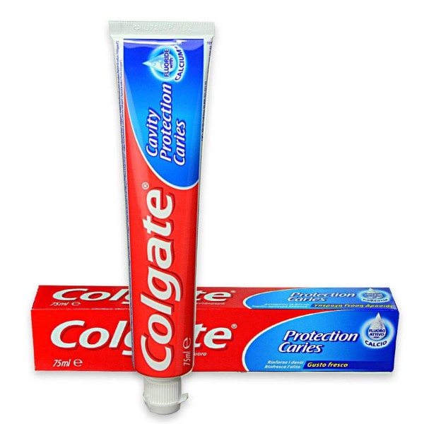 Colgate proteccion caries dentifrico 75ml