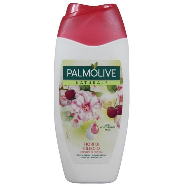 Palmolive naturals gel de baño flor de cerezo 250ml