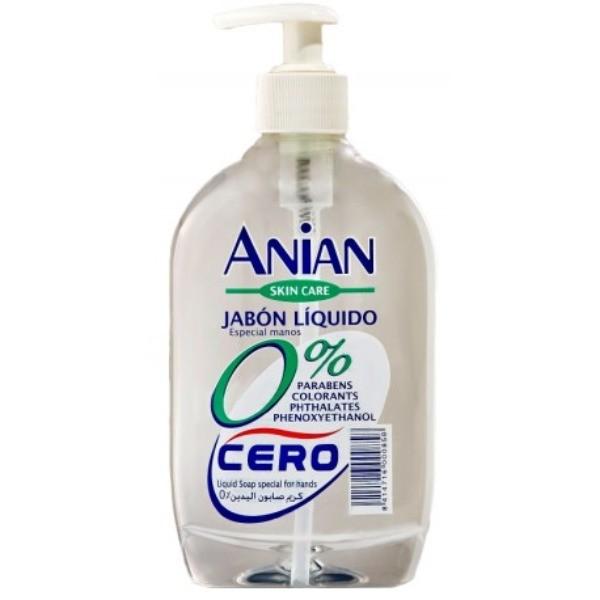 Anian CERO crema de jabón de manos 500 ml