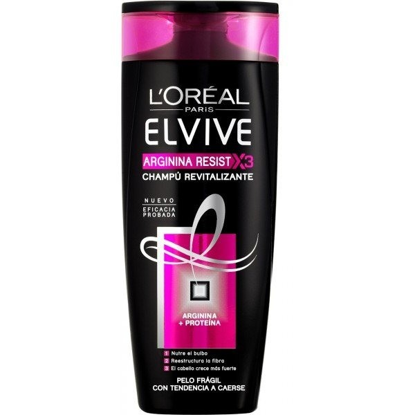 L´ Oreal Elvive champu color vive 285 ml