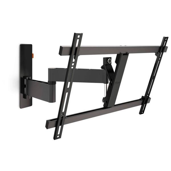 Vogels wall 3345 negro soporte tv giratorio para pantallas de 40 a 65'' 30kg