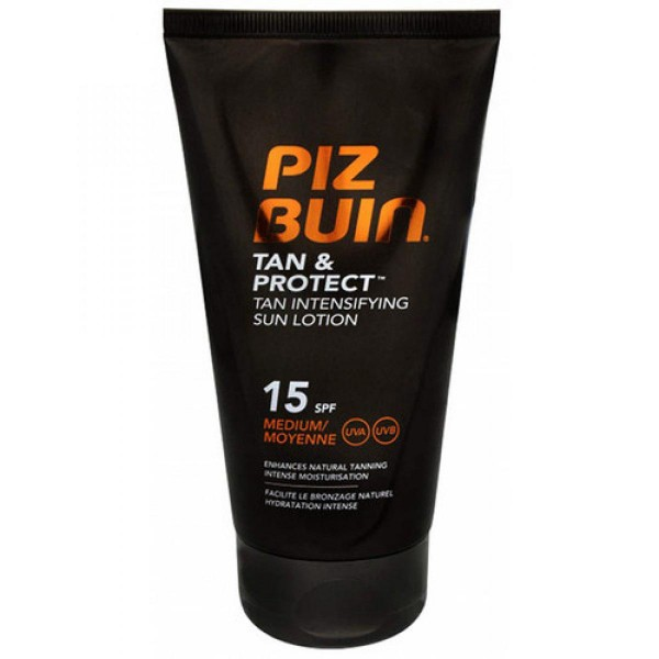 Piz buin tan&protect locion spf15 150ml