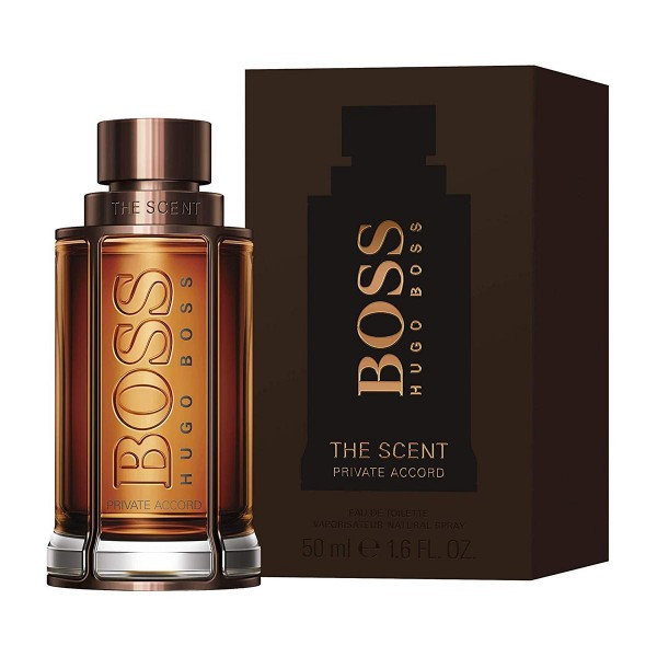 Hugo boss scent her private eau de toilette 50ml vaporizador