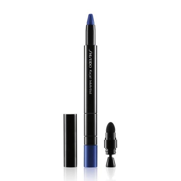 Shiseido kajal inkartist perfilador de ojos 08 gunjo blue