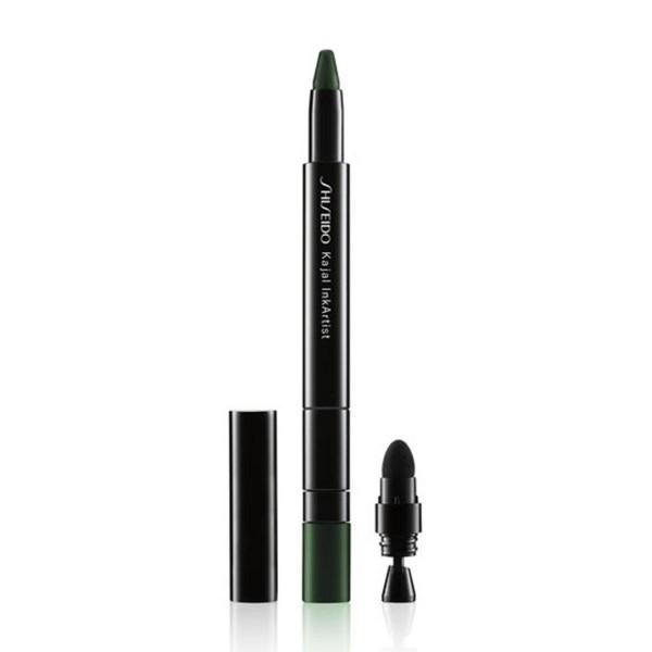 Shiseido kajal inkartist perfilador de ojos 06 birodo green