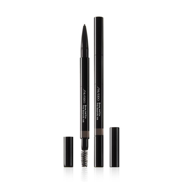 Shiseido brow ink trio mascaras de pestañas 03 deep brown