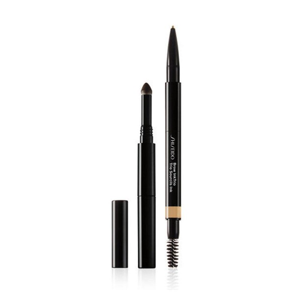 Shiseido brow ink trio mascaras de pestañas 01 blonde