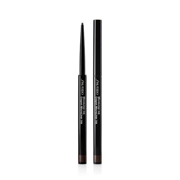 Shiseido microliner ink perfilador de ojos 02 brown