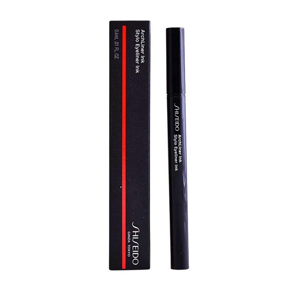 Shiseido archliner ink perfilador de ojos 01