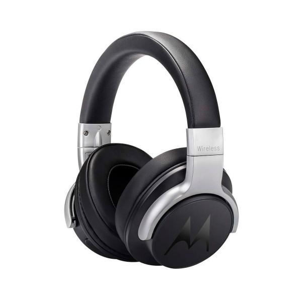Motorola escape 500 anc negro auriculares over-ear inalámbricos con cancelación activa de ruido